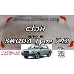 pPare brise SKODA Type 742...