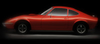 OPEL GT COUPE