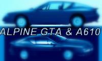 ALPINE GTA A 610
